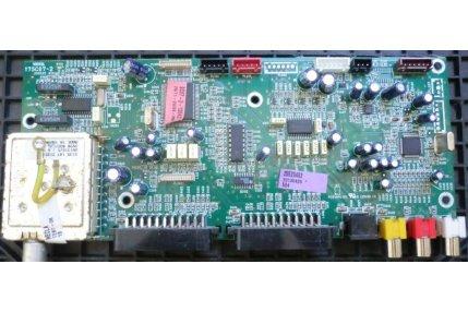 MAIN - T-CON SAMSUNG 42 SD S2.0 B'D LJ41-01724A REV 1.2 LJ92-00941A REV A1 - CODICE A BARRE HL2338005326