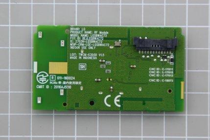MAIN PDP SCART VER 1.6 - CODICE A BARRE TU5PA2F44-04050484