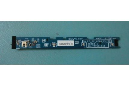 MONITOR IBM SHARP LM130SS1T61 - CODICE A BARRE FRU 05K9596