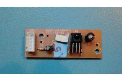 Pannello di controllo per forno WHIRLPOOL: AKZM 8910/IXL codice a barre Navigator UI CAS OVEN-III 400010658927/B