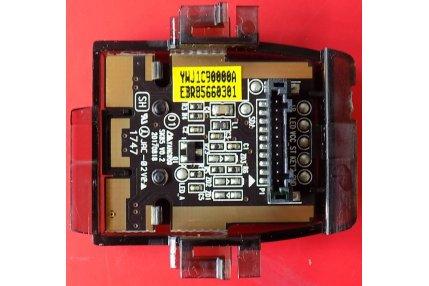 PULSANTE ACCENSIONE LG LE530 550 750 LD850 VER1.2 - CODICE A BARRE 0X26D2V1.0E
