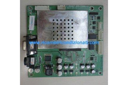 INVERTER 71-P2203-007A PER LCD COMPUTER LP200C