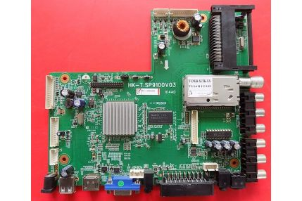 INVERTER IBM T62.111.C.00 REV.3 - CODICE A BARRE FRU 10L1202
